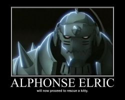 FMA: alphonse motivational by aereyiahikari