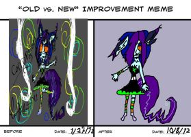 Improvement Meme by XRadioactive-FrizzX