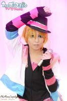 Sho kurusu Maji Love 1000% by plu-moon