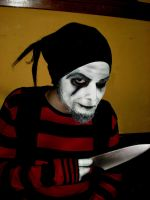 The Mime 2 by DaGreatVincE