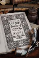 Game of Thrones Drinking Game by lucylle