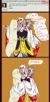 Ask Inuyasha: Return of the Fluffy by unknownpicture