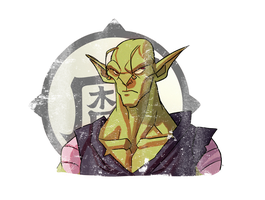 Piccolo Sketch by Javas