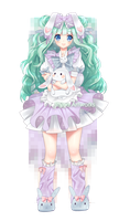 Cutesu Fullbody Commission 2 by ShineArtworks