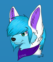 Syan by LittleRock3DD