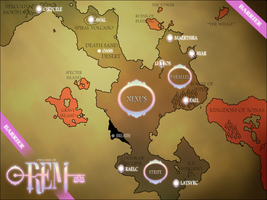 REM World Map by REM-NPC