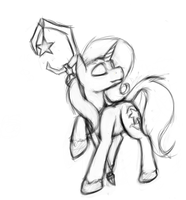 The show must go on. by Enma-Darei