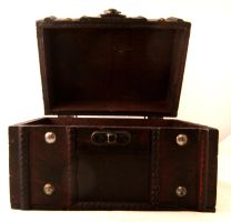 Wooden Chest 03 (front) by fuguestock