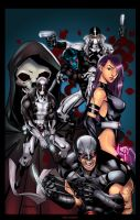 X-Force (updated) by Gwendlg