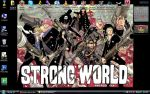 Strong World Wall Paper by KeyshaKitty