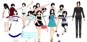 MMD Blood Plus DL by 2234083174