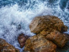 Rocks and Splashes No. 2 by Ragnarokkr79