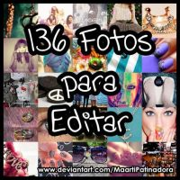 136 Fotos para Editar ~ by MaartiPatinadora