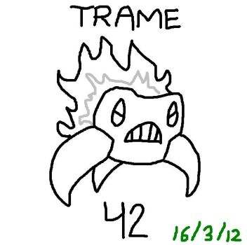 Lazymon: Trame by Lobsterprince