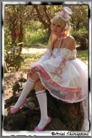 Chii -  Chobits by arielshinigami