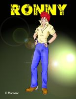 Ronny Information Sheet by Reenave