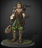 Bard Figure by AIBryce