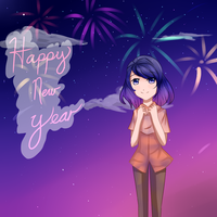 Happy New Year by Natsumi-asamiya