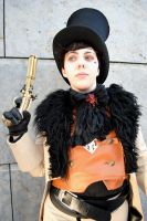 Reaver Cosplay- face to face by Layen