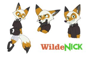 ZNN member: WildeNick by Quirky-Middle-Child