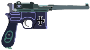 The Ironwing Kaiser's Mauser by The-Ironwing-Kaiser