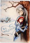 Happy Valentine's Day! by AmeliaMadHatter