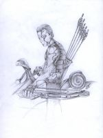 archer by ronin1602