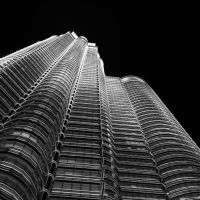 The Petronas 1 by PansaSunavee
