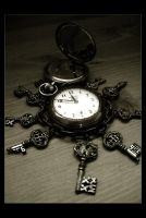 Unlocking The Riddles of Time by Forestina-Fotos