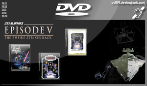 DVD - 1980 - Star Wars Episode 5 The Empire Strike by od3f1