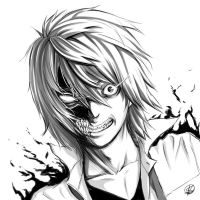 Psychotic Tora by PATVIT2009