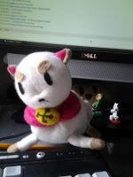 PuppyCat doll by pinktulip777