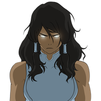 Avatar Korra by 2Saw