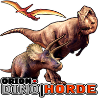 Orion Dino Horde v2 by POOTERMAN