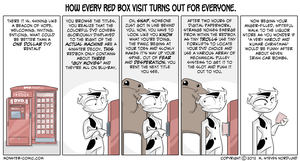Red Box by monster-comic