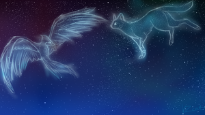 StarClan Wallpaper by KZcat