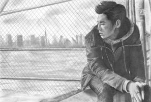 T.O.P big bang by BlueBerry-is-cute