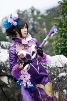 [Dynasty Warriors 8- Zhen Ji] My Song by Seiran-Kisaragi