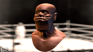Boxer Quick Sculpt by transitoryspace