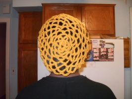 Golden Snood by angelfay