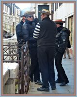 Gondoliers by bandsix