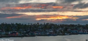 Lunenburg Nova Scotia by Brian-B-Photography