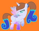 Another Art From Lightning Heart MLP by SkylaPlayz