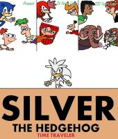 Silver the Hedgehog: Time Traveler by RocketSonic