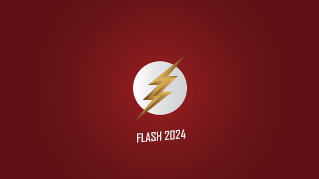 The Flash CW: The Flash 2024 Wallpaper by GodsNotDead88123