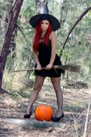 little miss witch. by RayneZZ