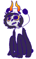 Panda Gamzee by ChesireFerret