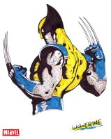 Wolverine by Lucky-Mishap