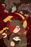 Mother Russia by roguehobbit