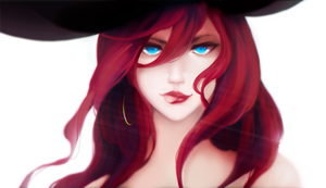 LOL: Miss Fortune by Shikipo